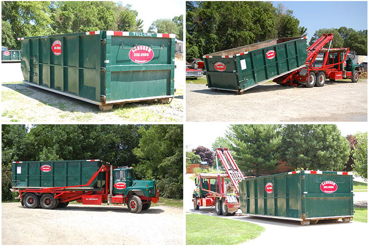 Dumpsters Rented For Waste Removal Quad Cities Get
